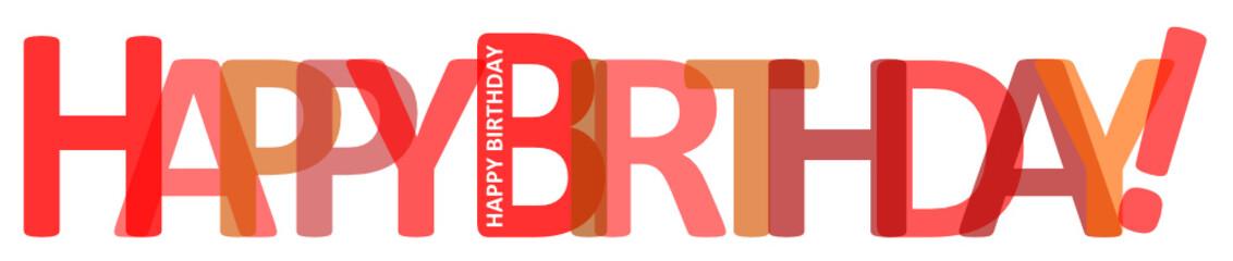 Happy Birthday  #160419-03