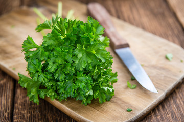 Portion of Parsley