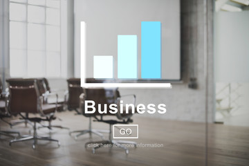Business Corporate Organization Strategy Concept