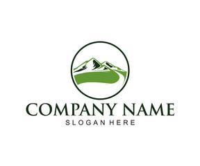 Natural Mountain Logo