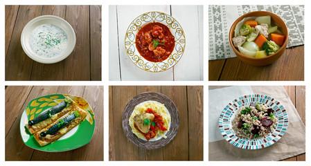 European cuisine.