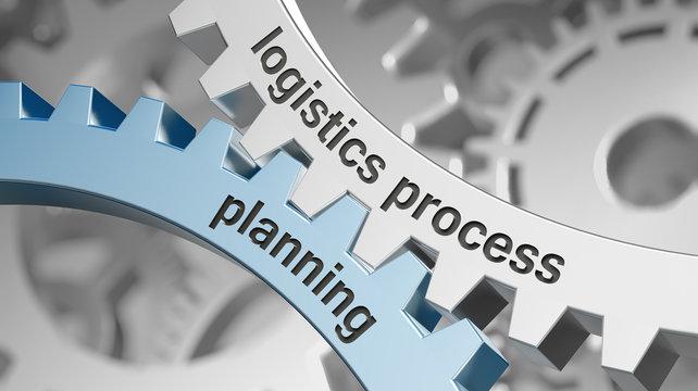 logistics process planning