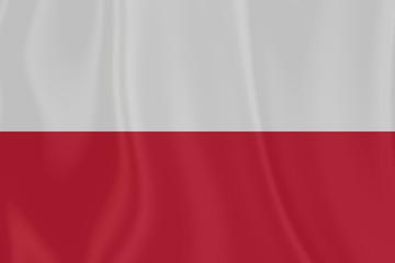 Poland Texture Flag