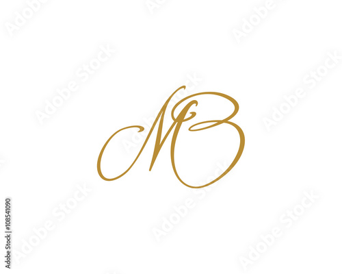 u0026quot mb letter logo icon 3 u0026quot  stock image and royalty-free vector files on fotolia com