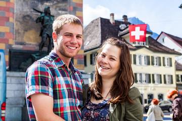 Altdorf in canton Uri, Switzerland