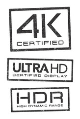 Video technologies certified stamps