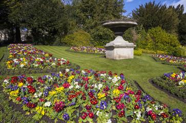Royal Victoria Park in Bath, UK.