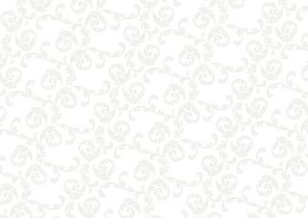 アラベスク模様 背景 イラスト ベージュ