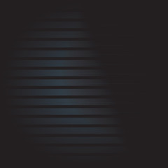 Dark striped background.