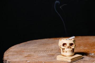 smoke/no smoke