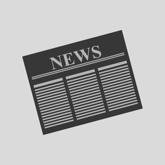 News vector illustration , vector icon