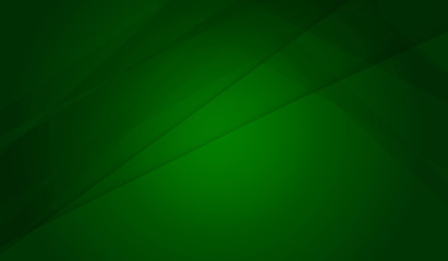 Green abstract Background Illustrated graphics with lighting lines