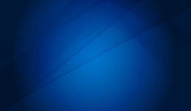 Blue abstract Background Illustrated graphics with lighting lines.