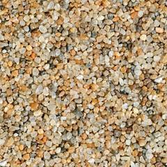 Quartz sand. Seamless square texture. Tile ready.