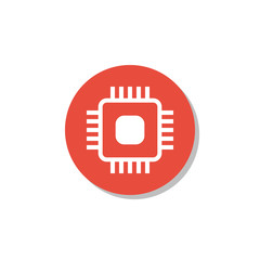 hardware chip icon, hardware chip symbol, hardware chip vector, hardware chip eps, hardware chip image, hardware chip logo, hardware chip flat, hardware chip art design, hardware chip red ring