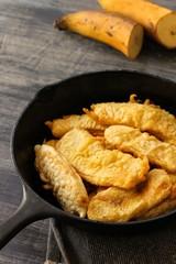 Pazham Pori / Banana fritters
