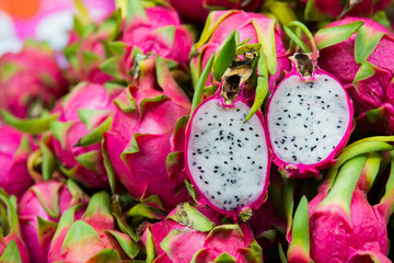 Vietnamese food for export, Dragon fruit, agricultural product f