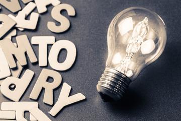 Idea and Story