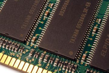 electronic ram chip
