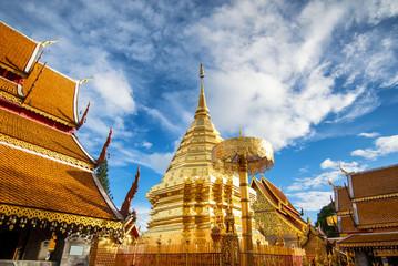 Wat Phra That Doi Suthep, Chiang Mai, Popular historical temple