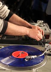 disc jockey pinchadiscos tocadiscos 4824-f16