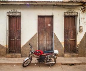 moto cubana