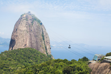 Wall Mural - Sugar Loaf Mountain