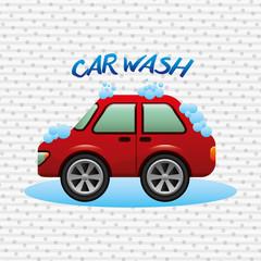 car wash service design