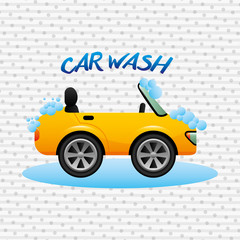 car wash service design