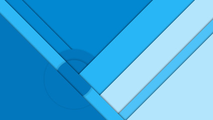 Material design background. Material design layout for UI or wallpaper. Bitmap illustration