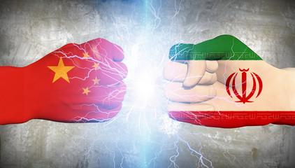Iran vs China