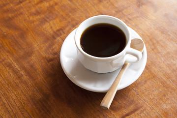 コーヒーのある風景