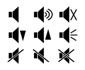 głośniki ikona