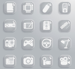 Devices simply icons