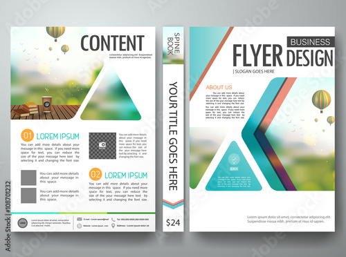 magazines designs templates