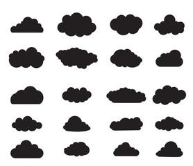 balck Cloud set
