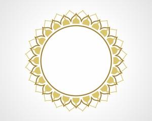 Sunflower Spa Logo Template v.1
