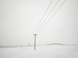 Electricity line