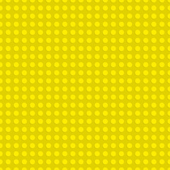 Yellow plastic construction plate. Seamless pattern background. Vector illustration