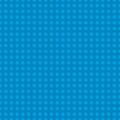 Blue plastic construction plate. Seamless pattern background. Vector illustration