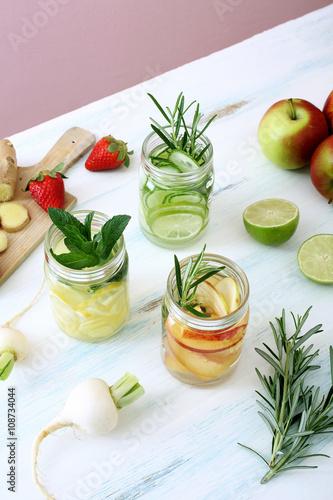 acqua e cetriolo