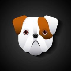 english bulldog design