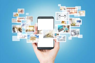 Smartphone site surfing