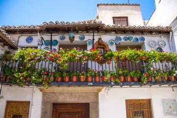 Albaicin Home, Granada, Spain