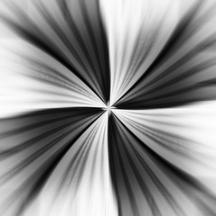 Horizontal motion blur teleport abstraction background