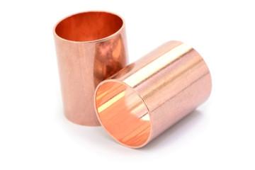 Rohstoff Kupfer Leitung