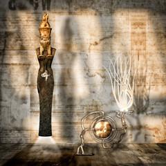 Representation of Osiris