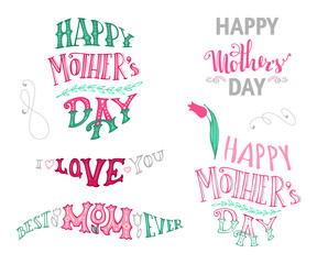 Happy Mother's Day! Best Mom ever. I love you.