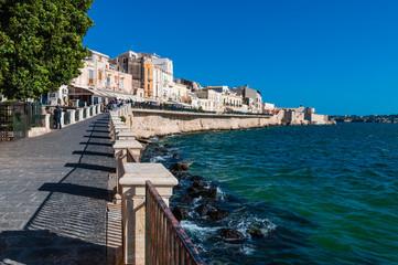 Siracusa; Sizilien; Italien  Fototapete