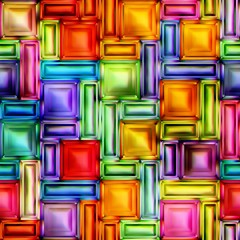 Seamless texture of abstract bright shiny colorful